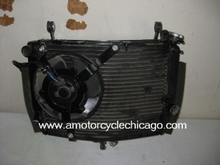 Radiator and Cooling Fan